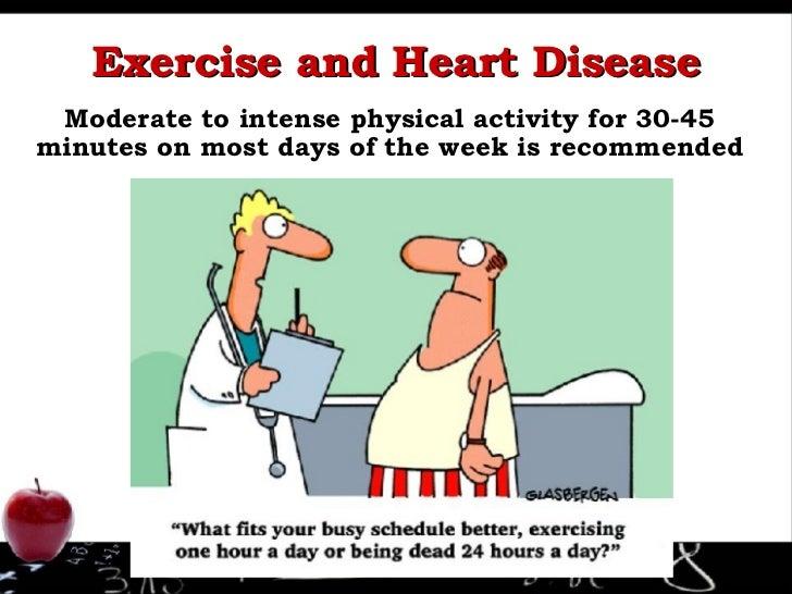 relationship between diet exercise cardiovascular health
