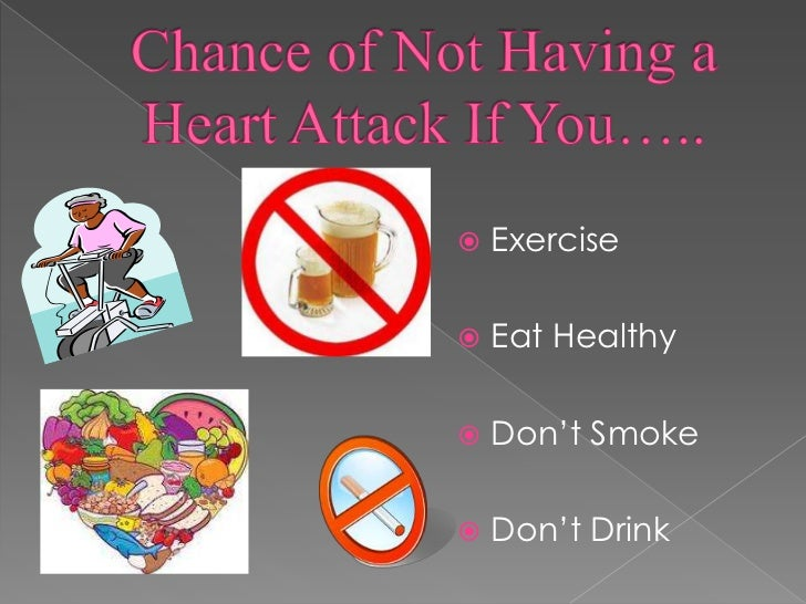 heart disease slideshow attack