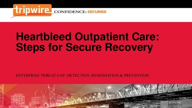 Heartbleed Outpatient Care: Steps for Secure Recovery