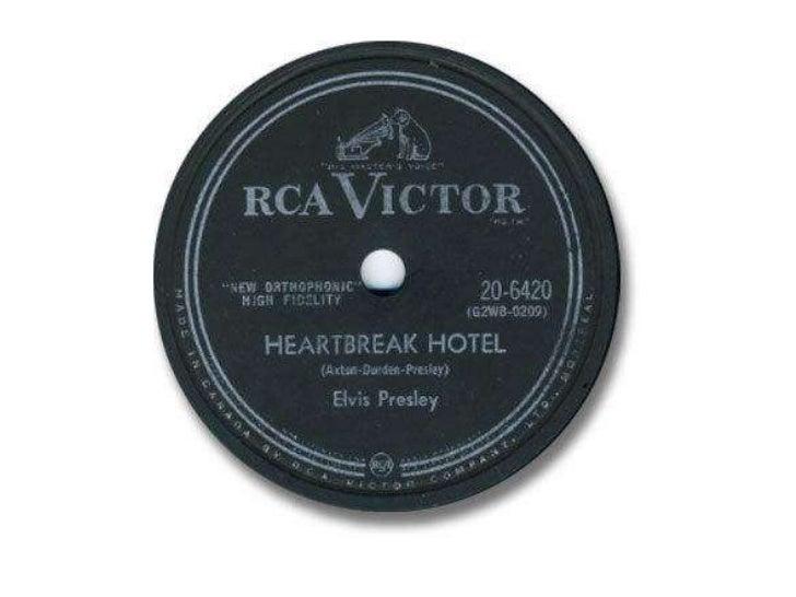 Heartbreak Hotel  Elvis Presley