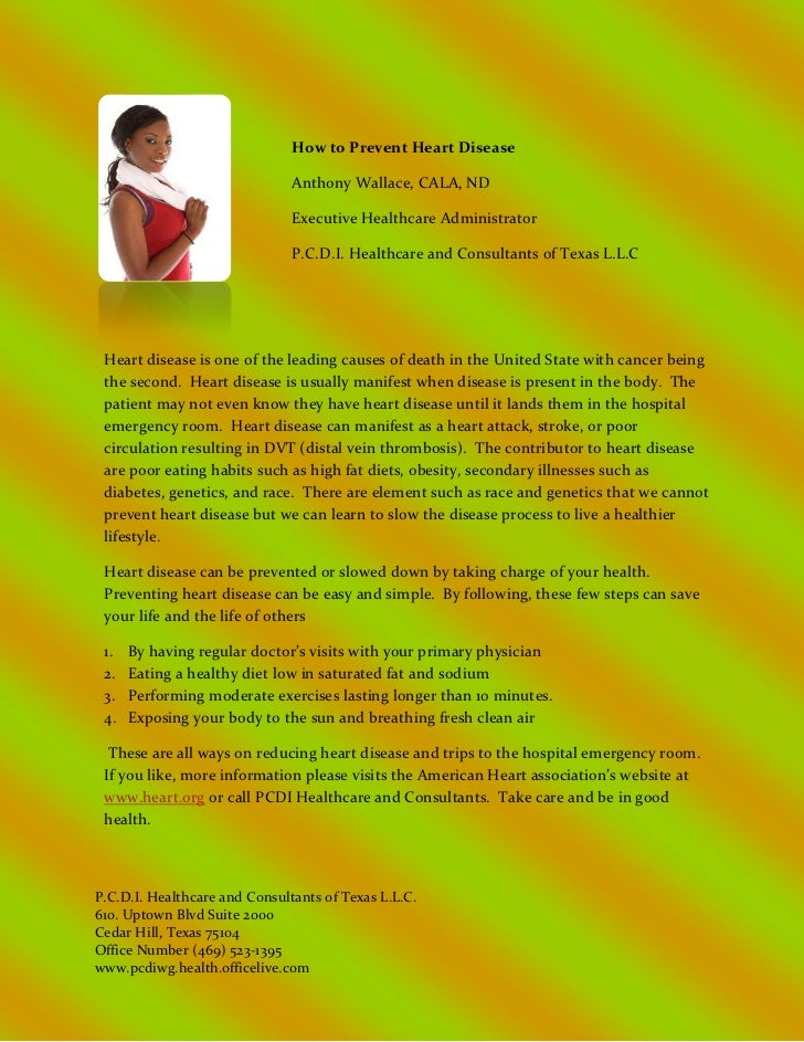 Heart disease blog