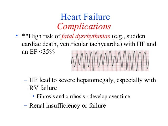 thesis on heart failure Samuel ischmicle osei owusu & mareus effectlacha heart failure: causes and nursing management literature review bachelor's thesis spring 2015.