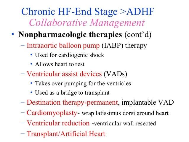 congestive hear... Lvad Clinic