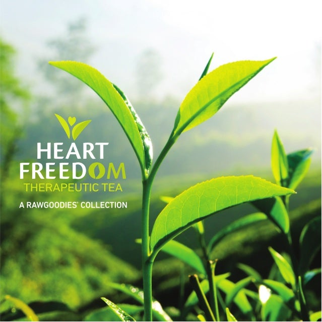 Heart freedom tea brochure fr