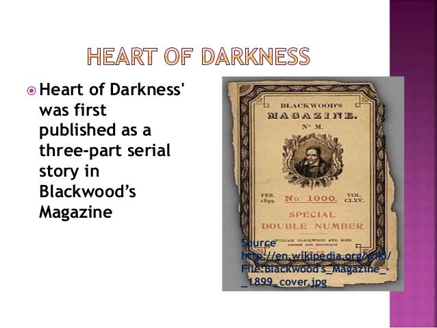 heart of darkness critical essays Heart of darkness (the horror) essays the horror the horror such little words that have such a large impact on a entire story and film the after math of these words are critical in coppola's film apocalypse now and conrad's heart of darkness the n.