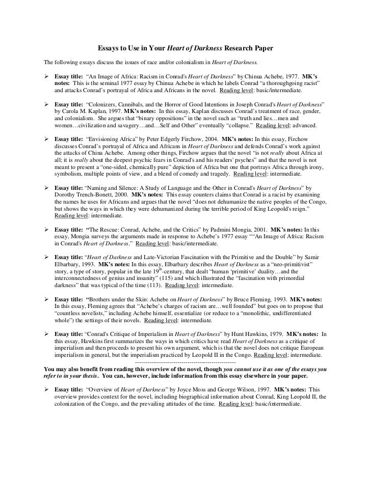 Papers On Racism