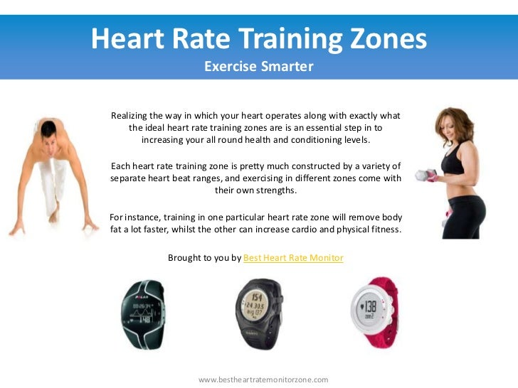 Heart Rate Training Zones and Fitness