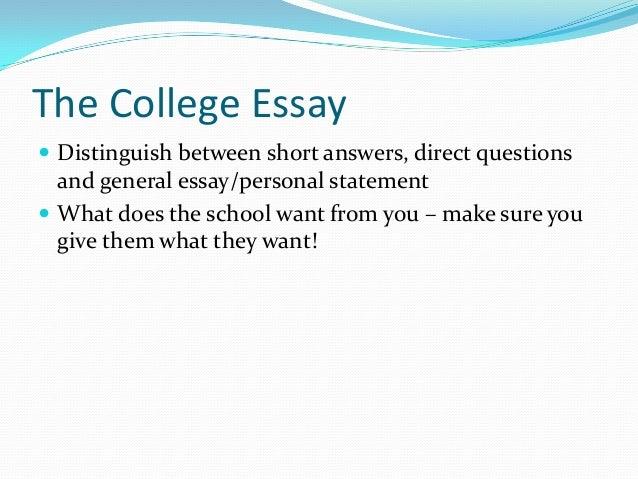 personal statement 14 essay