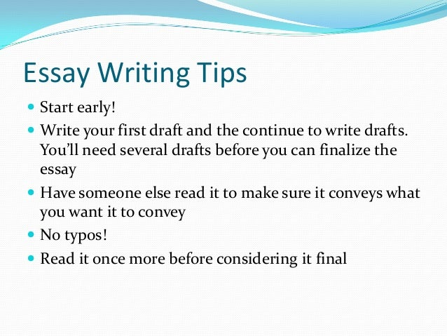 How to write interview paper