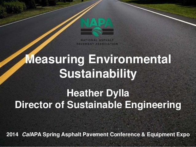 1 © Copyright 2012 Daniel J Edelman Inc. Intelligent Engagement Measuring Environmental Sustainability Heather Dylla Direc...