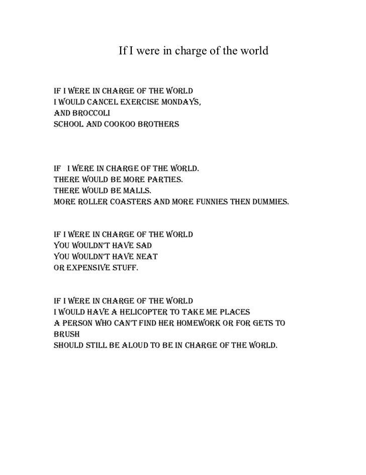 Heathers poems