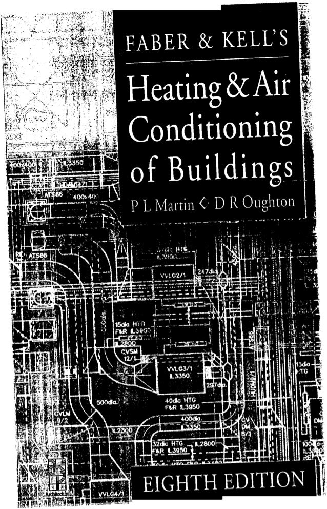 Heating and-air-conditioning-of-building-faber-and-kell-chapter-14-air-conditioning