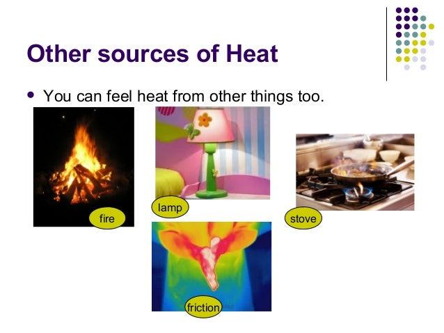 Heat Light And Sound