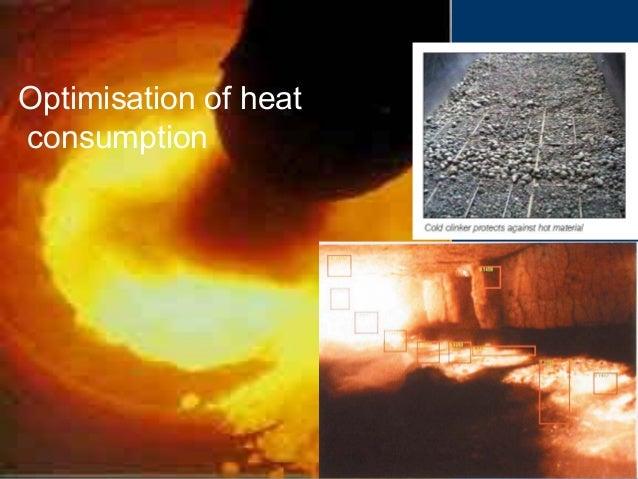 Optimisation of heatconsumption