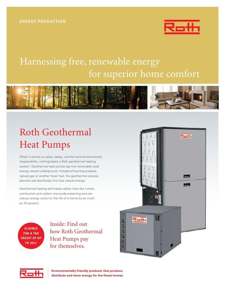 Heat Pump Brochure