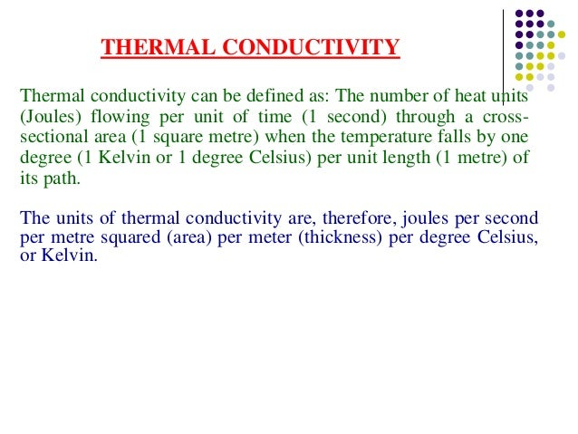 Conductivity Definition For Kids