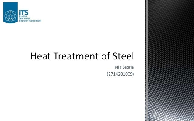 heat treatment of steel Normalising also used to soften and relieve internal stresses after cold work and to refine the grain size and metallurgical structure it may be used to break up the dendritic (as cast) structure of castings to improve their machinability and future heat treatment response or to mitigate banding in rolled steel.