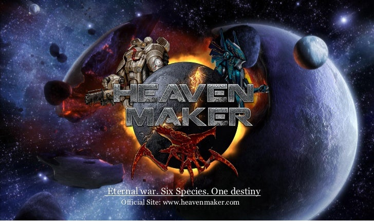 Eternal war. Six Species. One destiny         October 2011