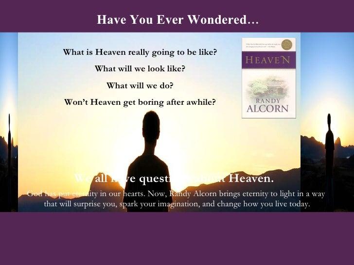 Heaven powerpoint