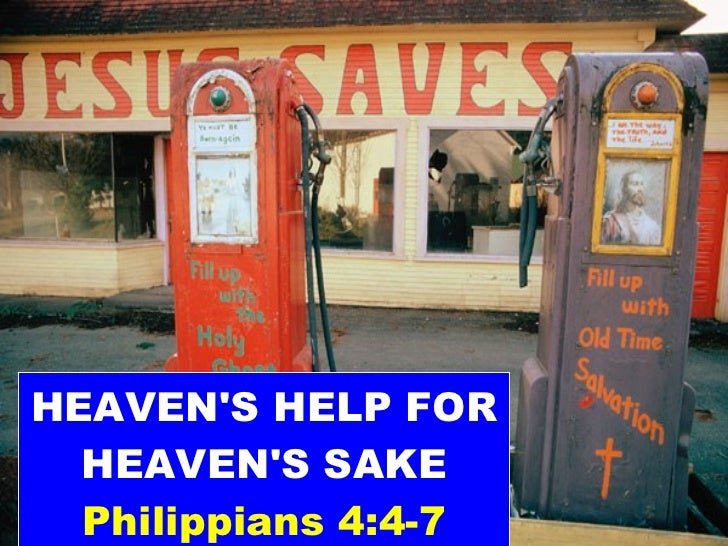 Heavens help church