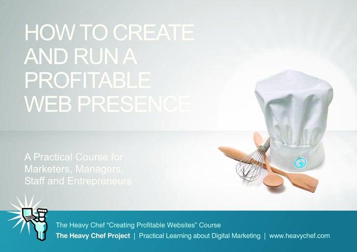 The Heavy Chef Digital Marketing Course