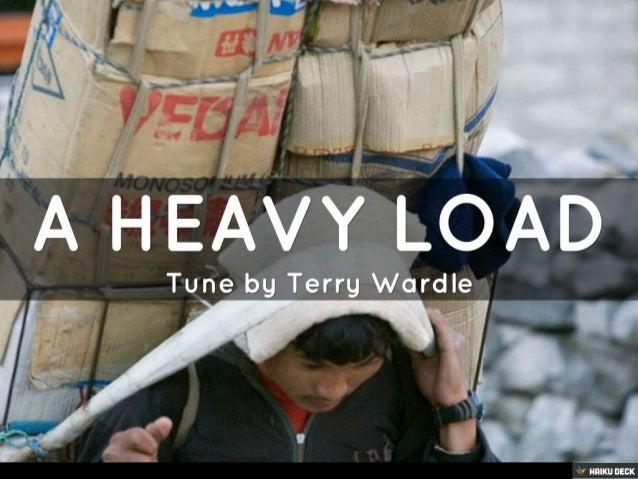 Heavy Load / Easy Yoke