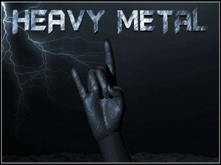 Heavy metal research