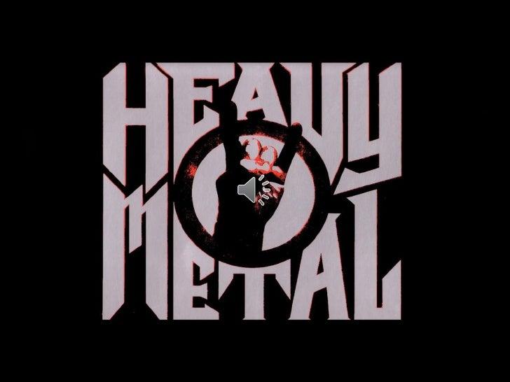 Heavy musika