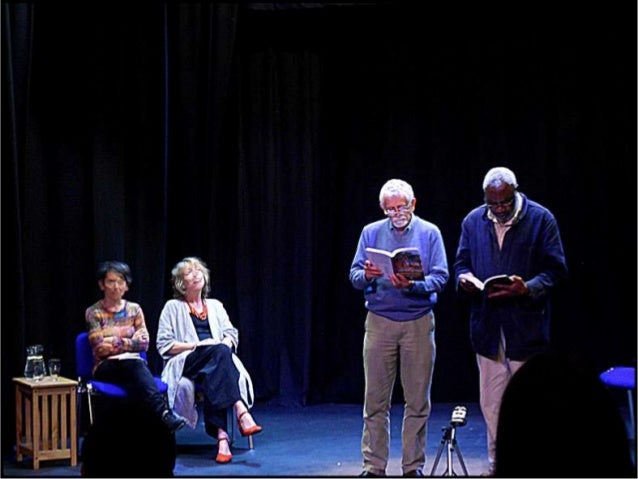 Poetry Parnassus at Hebden Bridge Arts Festival
