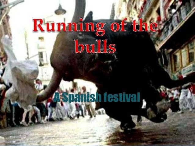 A Spanish festival
