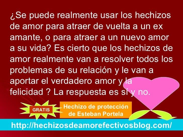 http://hechizosdeamorefectivosblog.com/ Hechizo de protección de Esteban Portela GRATIS ¿Se puede realmente usar los hechi...
