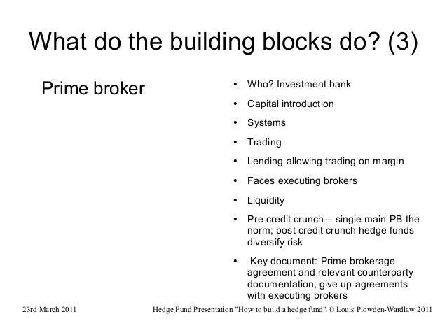 Hedge Fund Presentation