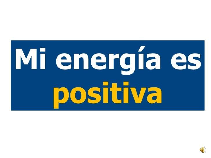 Heleen´s Positive Energy