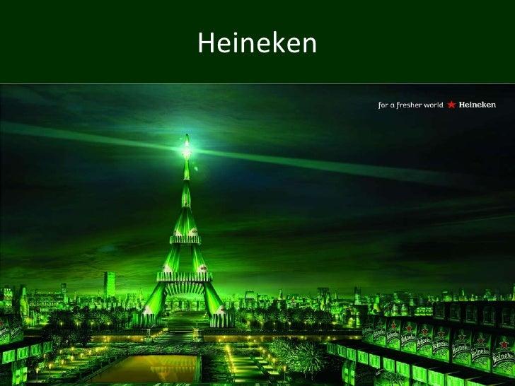 the global branding and awareness at heineken nv Behind the brew: how heineken drafts its viral branding share tweet share heineken's senior global brand director tells mashable beer was for everyone.