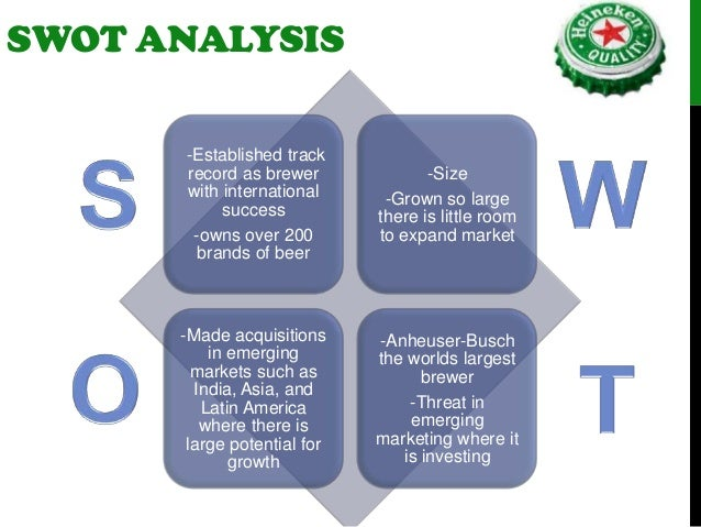 What Are Heineken's Strengths and Weaknesses?