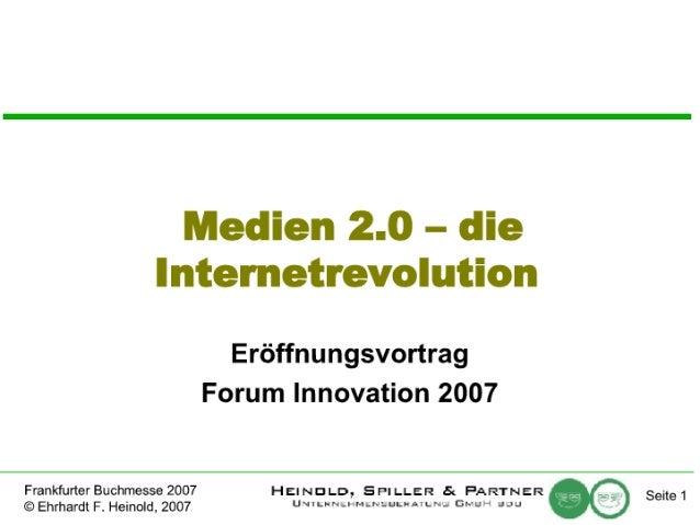 Heinold Medien 2 0
