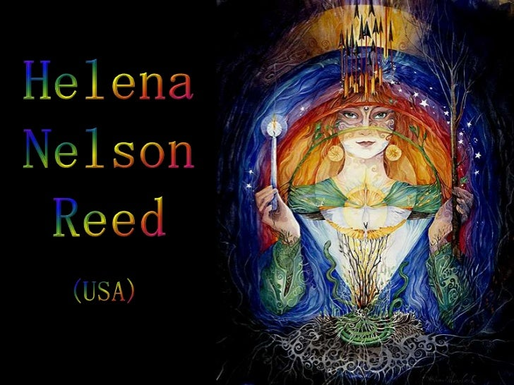 Helena<br />Nelson<br />Reed<br />(USA)<br />