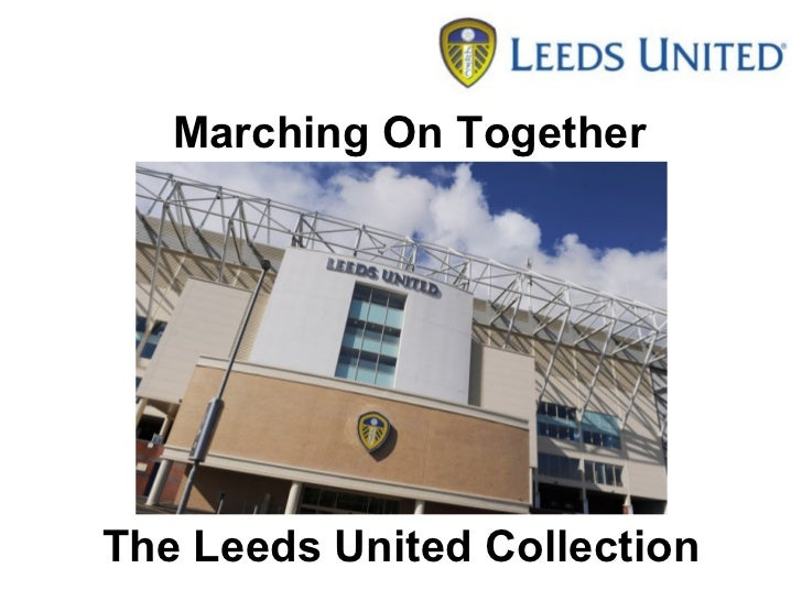 Football in Museums - Leeds Utd.