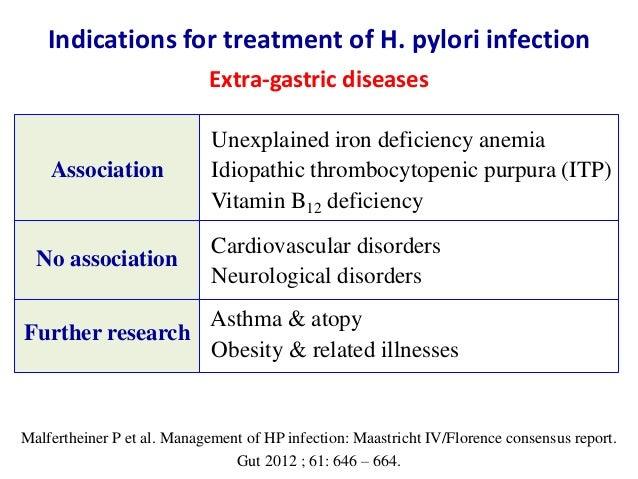 antigen helicobacter pylori pozitiv tratament