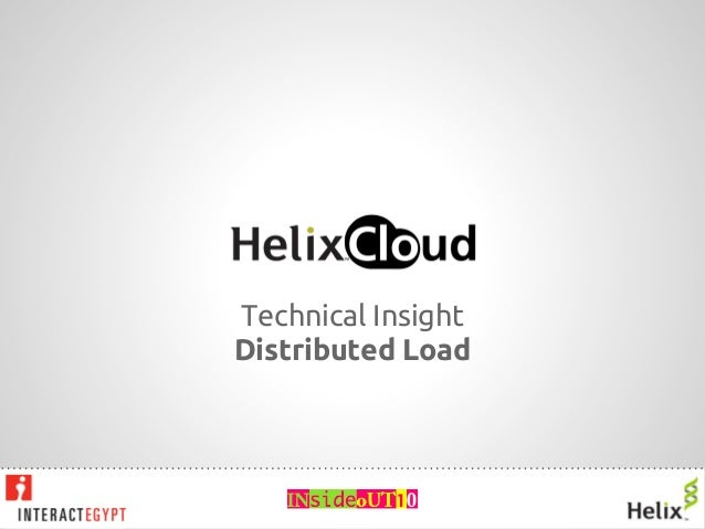 Technical InsightDistributed Load