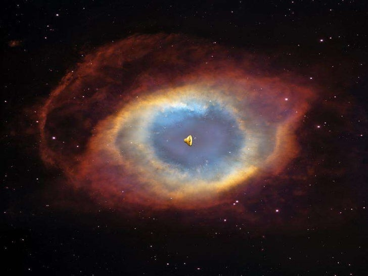 Helix nebula (god's eye)