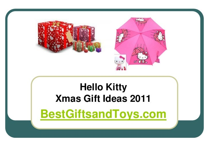 Hello Kitty  Xmas Gift Ideas 2011BestGiftsandToys.com