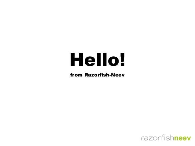 RazorfishNeev - An Overview