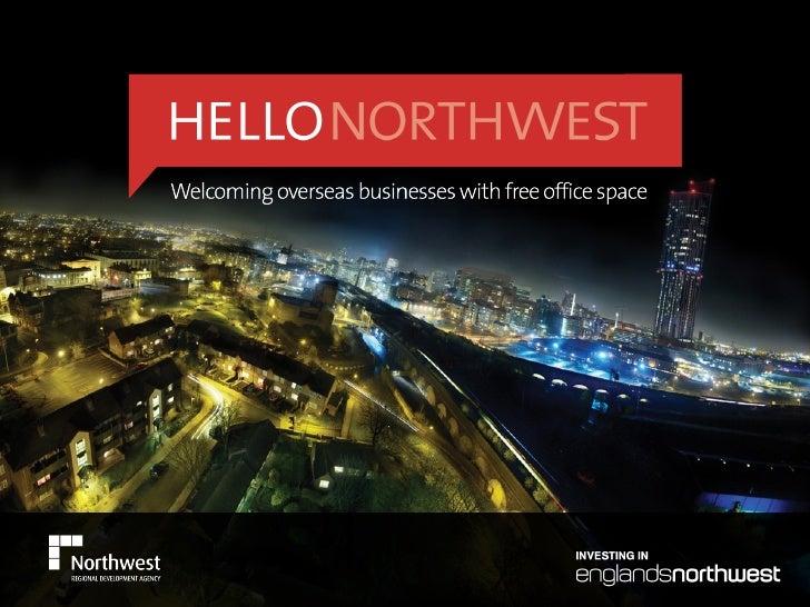 Northwest UK Office Space
