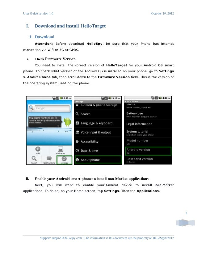 spyware installation Want to get a free and quality monitoring application mobile tracker free is the  best choice for you many free features easy installation and use track.
