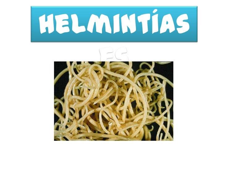 Helmintíases