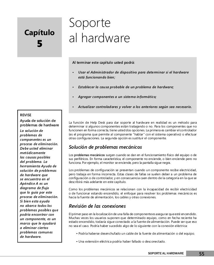 Help desk ch05-esp