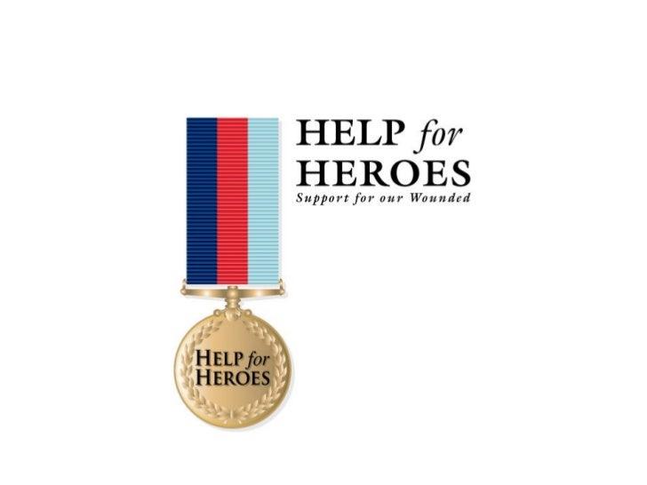 Help For Heroes Bike Ride.