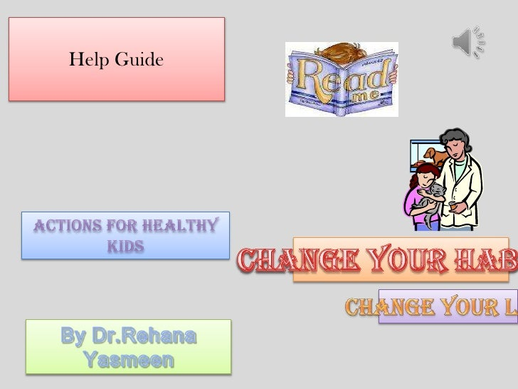 Help guide by Grade-6