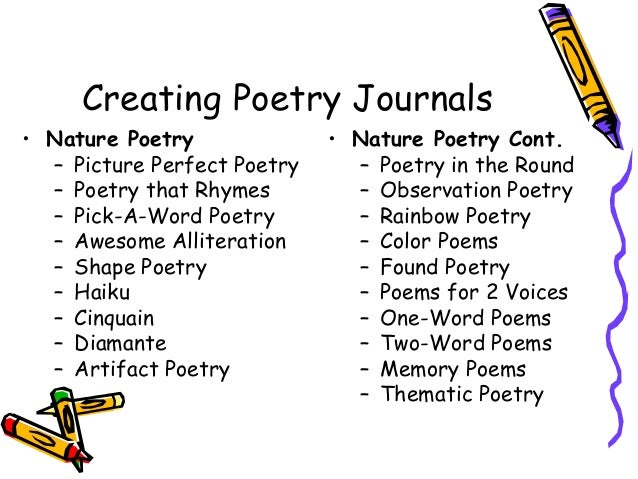 Famous Nature Poems